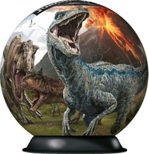 Ravensburger 117574 Puzzleball Jurassic World 2 72 Teile