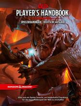 Dungeons & Dragons Player's Handbook - Spielerhandbuch | Wyatt, James; Schwalb, Robert J.; Bruce R., Cordell