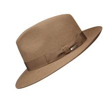 Stetson Bogart Hut Haarfilzhut Penn camel 2118201-77