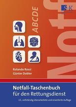Notfall-Taschenbuch für den Rettungsdienst   Rossi, Rolando; Dobler, Günter