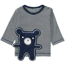 Staccato Organic-Cotton-Shirt mit Applikation