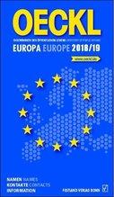 OECKL. Taschenbuch des Öffentlichen Lebens - Europa 2018/2019 - Buchausgabe