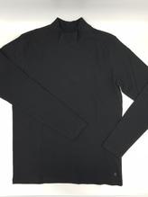 Pierre Cardin Futureflex Shirt langarm schwarz mit Stehkragen bei Mode Schönleitner in Gmunden