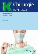 Chirurgie für Pflegeberufe   Paetz, Burkhard