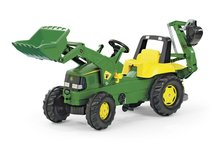 rolly Junior Heckbagger John Deere