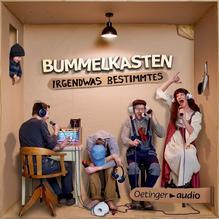 Bummelkasten - Irgendwas Bestimmtes (CD)