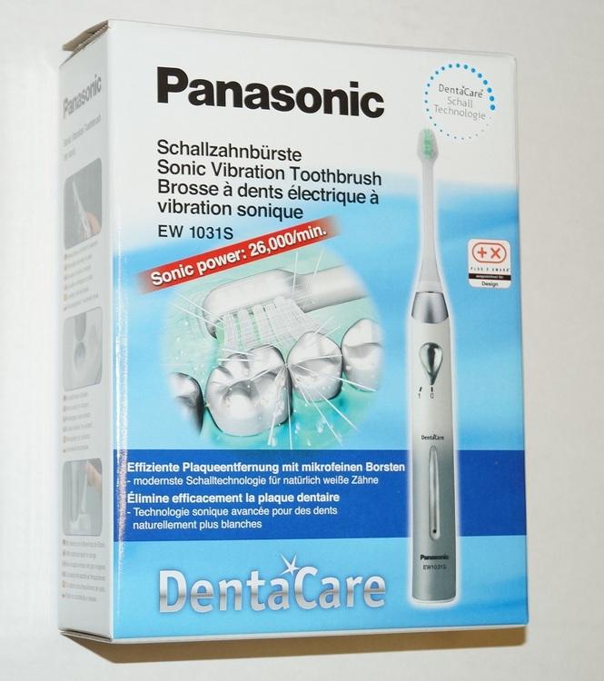 elektrische Schallzahnbürste Panasonic DentaCare EW1031