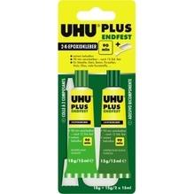 UHU Zweikomponentenkleber PLUS ENDFEST 45670 33g