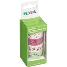 HEYDA Deko Tape Girlande 3584360 sortiert 4 St./Pack.