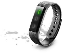 Easy Fit Band Activity Tracker schwarz