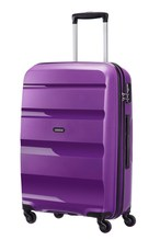 AMERICAN TOURISTER BON AIR SPINNER M DEEP PURPLE