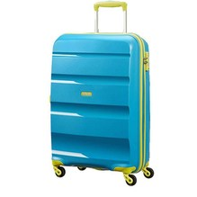 AMERICAN TOURISTER BON AIR SPINNER M BLUE/LIME
