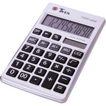 TWEN Taschenrechner TW 1020 579 silber