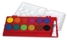 Lamy Deckfarbkasten mit 12 Farben