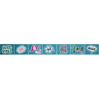 HEYDA Deko Tape Stamp Wow 3584502