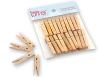 Tanner Wäscheklammern aus Holz