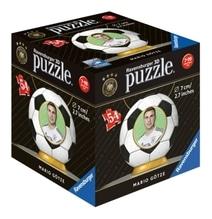 Ravensburger 119356 Puzzle: 3D Mario GötzeDFB Spieler 54 Teile