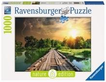 Ravensburger 195381  Puzzle Mystisches Licht 1000 Teile