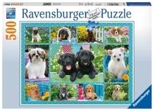 Ravensburger 147083  Puzzle Blauer Eisberg 500 Teile