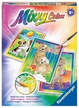 Ravensburger 293476 Malen nach Zahlen: Hunde