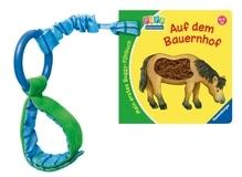 Ravensburger 20737  Buggy-Fühlbuch - Auf dem Bauernhof