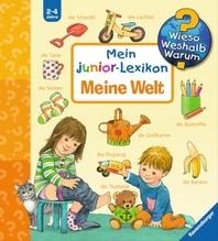 Ravensburger 22946  Wieso?Weshalb?Warum? Junior-Mein junior-Lexikon:Meine Welt