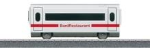 H0 Personenwagen Bord Restaurant (Magnet)