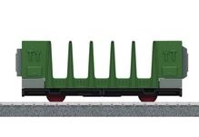 H0 Rungenwagen (Bausatz)