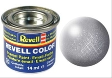 REVELL eisen, metallic 14 ml-Dose
