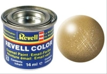 REVELL gold, metallic  14 ml-Dose