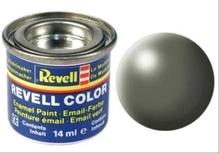 REVELL schilfgrün, seidenmatt RAL 6013 14 ml-Dose