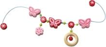HABA Kinderwagenkette Schmetterlingszauber