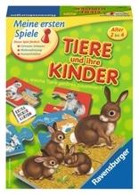 Ravensburger 214037  Tiere und ihre Kinder
