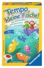 Ravensburger 233342  Tempo, kleine Fische! Mitbringspiel