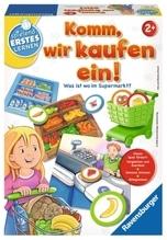 Ravensburger 247219  Komm, wir kaufen ein!