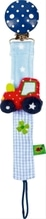 Schnullerband Traktor  BabyGlück