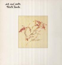 Danko Harold, Ink And Water - Sunnyside LP 1984