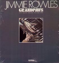 Rowles Jimmy, Grandpaws - orig. US Choice LP