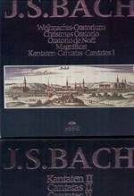Karl Richter - 22 LP plus 2 Bonus LP, Bach - Kantaten I & II, Weihnacht u.a.