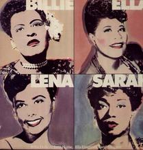 Holiday, Fitzgerald, Vaughan, Horne, Billie, Ella, Lena, Sarah 1935-50 LP