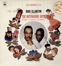 Ellington Duke, Billy Strayhorn, The Nutcracker Suite - CBS RI LP