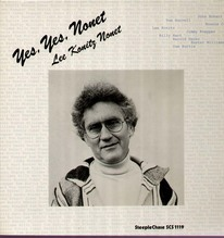 Konitz Lee, Yes Yes Nonet, Steeplechase LP