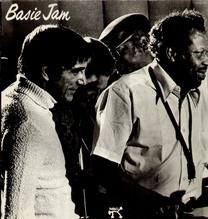Basie Count, J.J.Johnson, Zoot Sims, Basie Jam - orig. US Pablo FOC LP