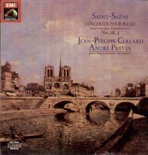 Jean-Philippe Collard, Previn - sealed, Saint-Saens - Piano Concertos LP
