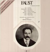 Monteux, Peerce, Siepi, De Los Angeles, Gounod - Faust - 3 LP Box, NY 1952