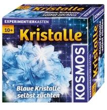 Kosmos Mitbringexperiment Kristalle Blau