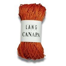 Canapa ein Hanfgarn von Langyarns 100% Hanf
