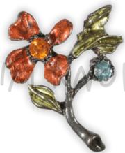 Blüten zum Annähen von Jim Knopf