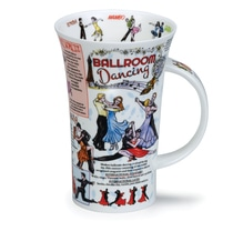 Becher - Glencoe - Ballroom Dancing - 0,5l - Dunoon