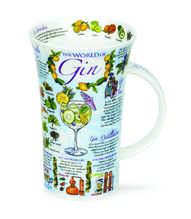 Becher - Glencoe - World of GIN - 0,5l - Dunoon